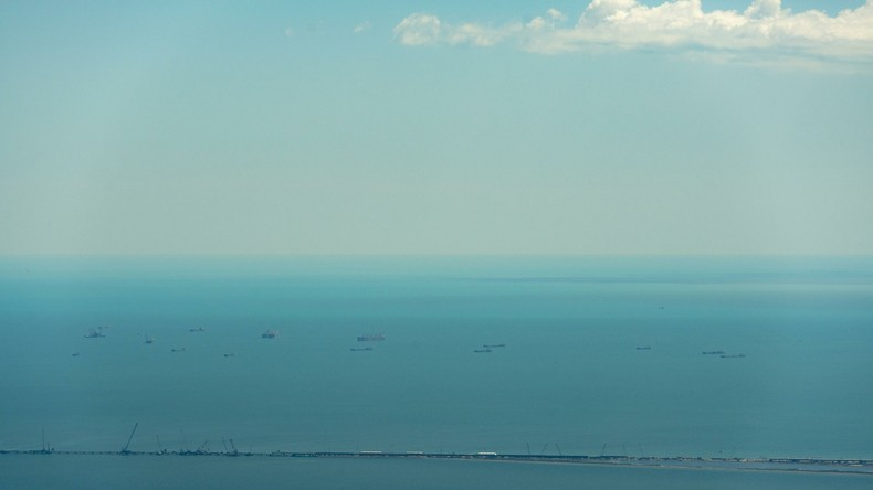 Frachtschiff geht vor Krim-Küste unter – Ein Seemann wird vermisst
