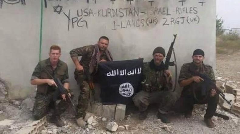 Brite kämpft mit Kurden gegen IS und wird von türkischen Behörden verhaftet