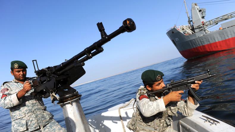 Neuer Vorfall zwischen US-Marine und Irans Revolutionsgarden im Persischen Golf