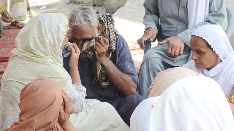 Afghanistan: Taliban sprengen Wasserdamm und lösen Panik unter Bauern aus