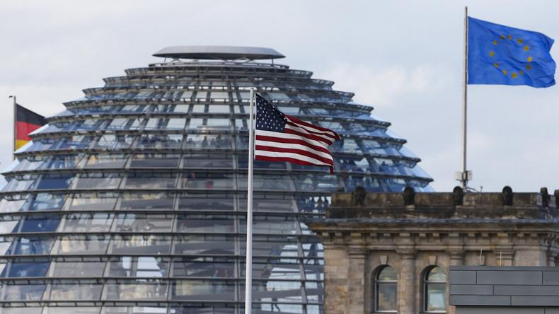 Sanfte Besatzung: Investigative Dokumentation über den Einfluss der USA auf die deutsche Politik