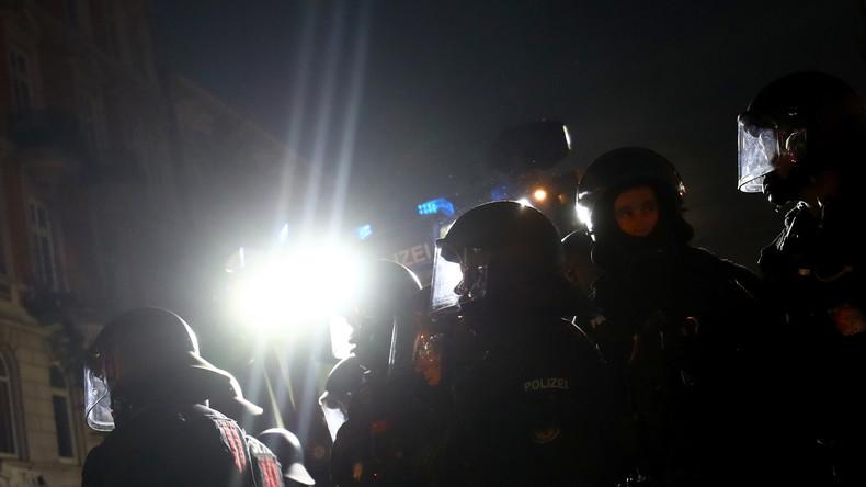 G20: Ermittlungen gegen Beamte wegen mit Festsetzung teils minderjähriger Demonstranten