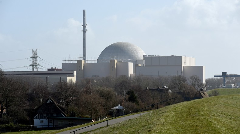 Atomkraftwerk Brokdorf darf wieder ans Netz