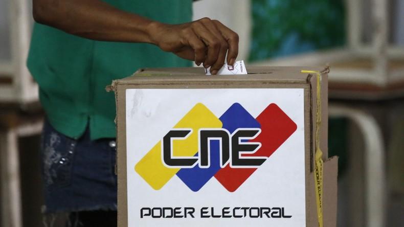 Venezuela wählt Verfassungsgebende Versammlung