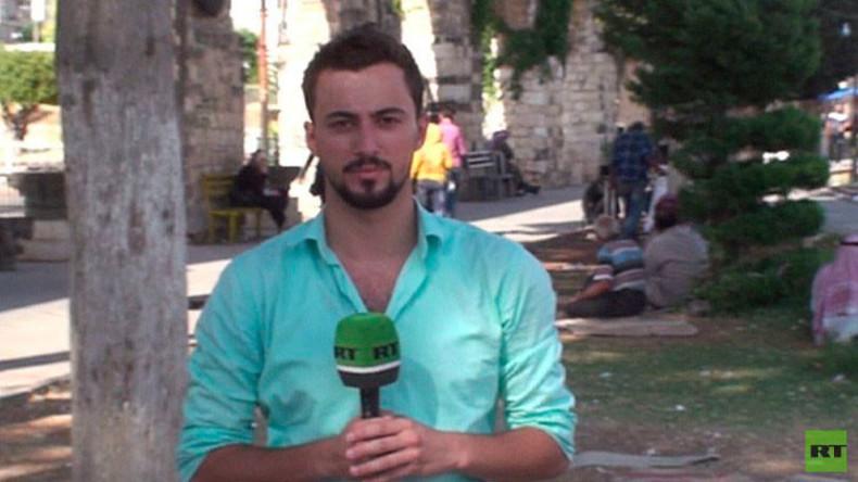 RT-Mitarbeiter stirbt bei IS-Artilleriebeschuss in Syrien