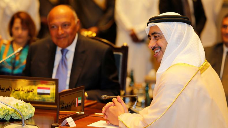 Arabische Staaten fordern Katar zum Dialog in Golf-Krise auf