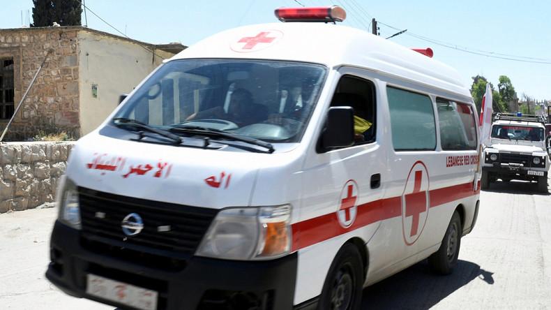 US-Koalition zerbombt Krankenhaus in Syrien – Sechs Tote und zehn Verletzte