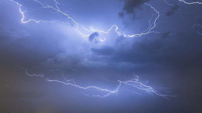 Mindestens 14 Menschen sterben durch Blitzschläge in Indien