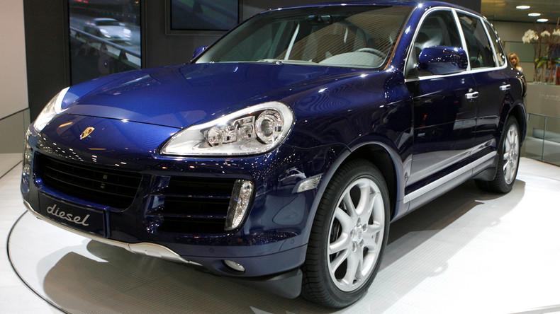Deutschland ruft 22.000 Porsche Cayenne zurück