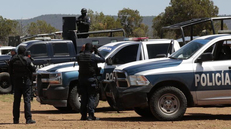 Polizei in Mexiko befreit 17 minderjährige Opfer sexueller Ausbeutung