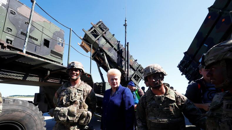 USA erhöhen Militärpräsenz in Litauen