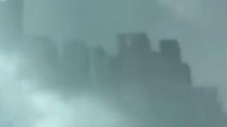 "Fata Morgana: ""Wolkenstadt"" am Himmel über China [VIDEO]"