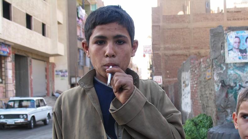 Tabakindustrie wirbt aggressiv um afrikanische Kinder als Neukunden