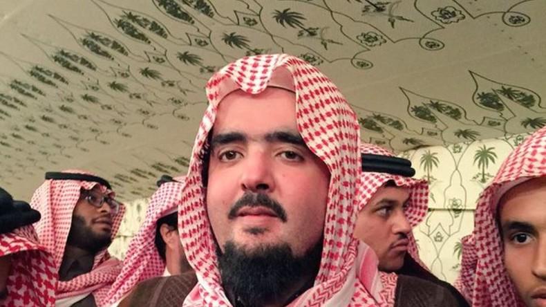 """Saudischer Prinz bin Fahd ruft zum Kampf gegen Israel und """"Rückeroberung"""" von al-Aksa auf"""
