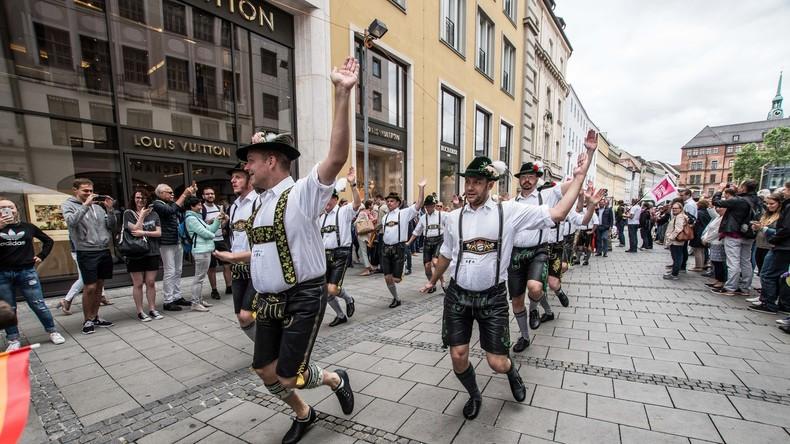 """""""Fremdbestimmt von Berlin und Brüssel"""" - Ein Drittel aller Bayern fordert Unabhängigkeit"""