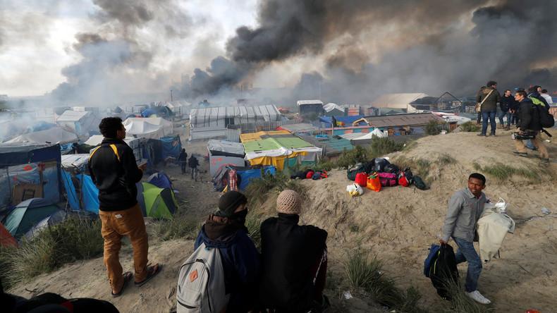 Gericht verpflichtet Frankreich, Lebensbedingungen für Migranten in Calais zu verbessern