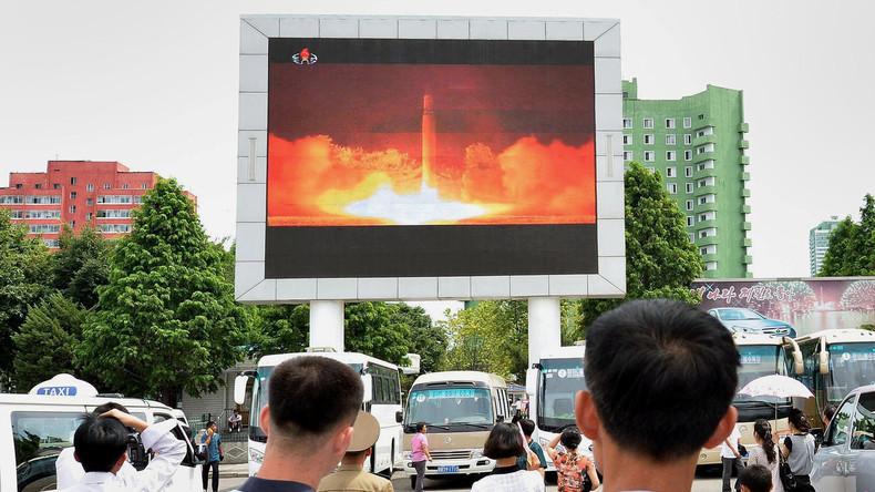 """UN-Botschafterin der USA zu Nordkorea: """"Zeit für Gespräche ist vorbei"""""""