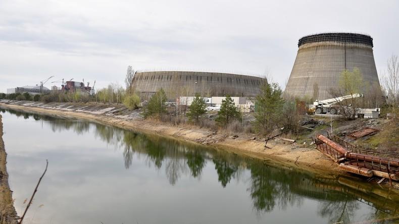 Ukraine vermietet Räumlichkeiten im Kernkraftwerk Tschernobyl
