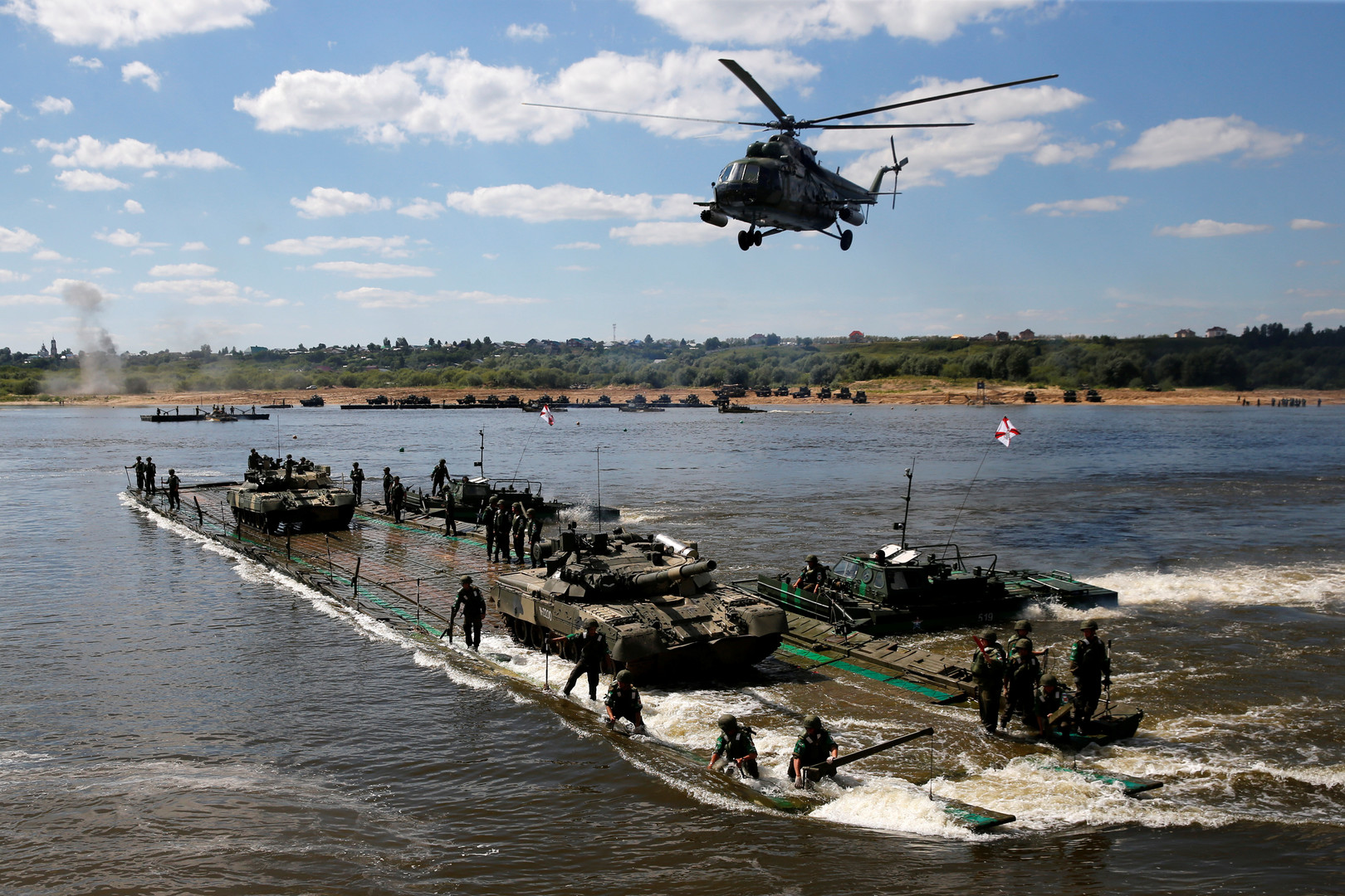 """Zurück zur Supermacht-Rivalität: US-Militärnachrichtendienst berichtet über """"Russlands Militärmacht"""""""