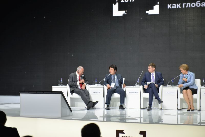 Moskauer Urban Forum: Stadtentwicklung in Riesenschritten