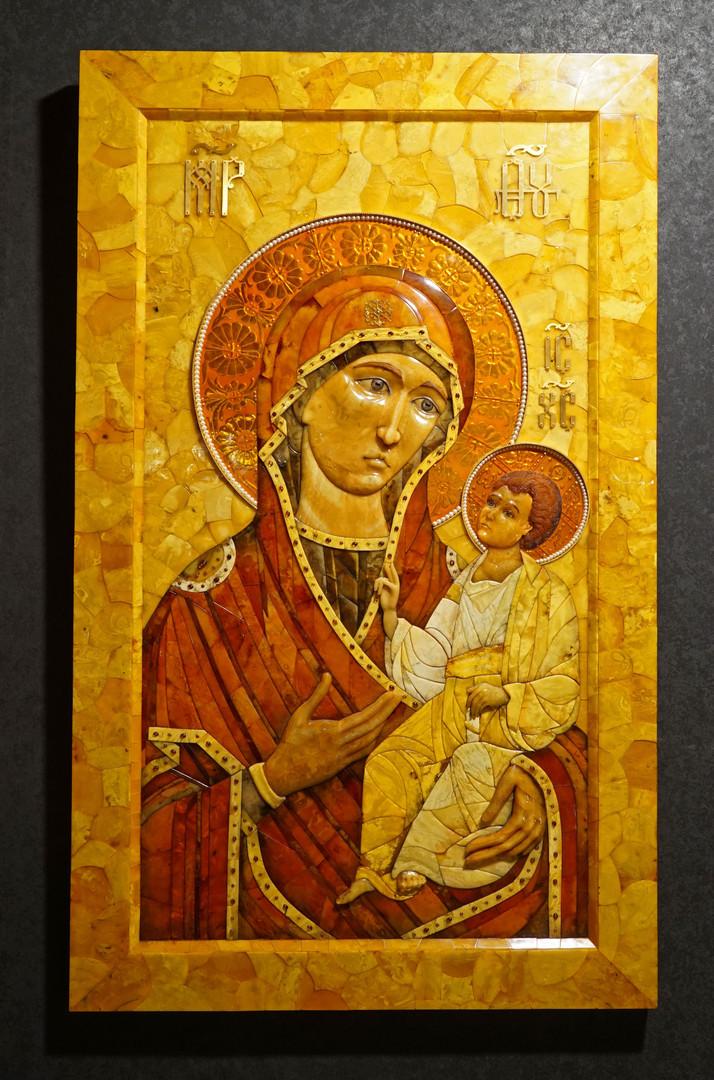 Die Gottesmutter von der Pforte