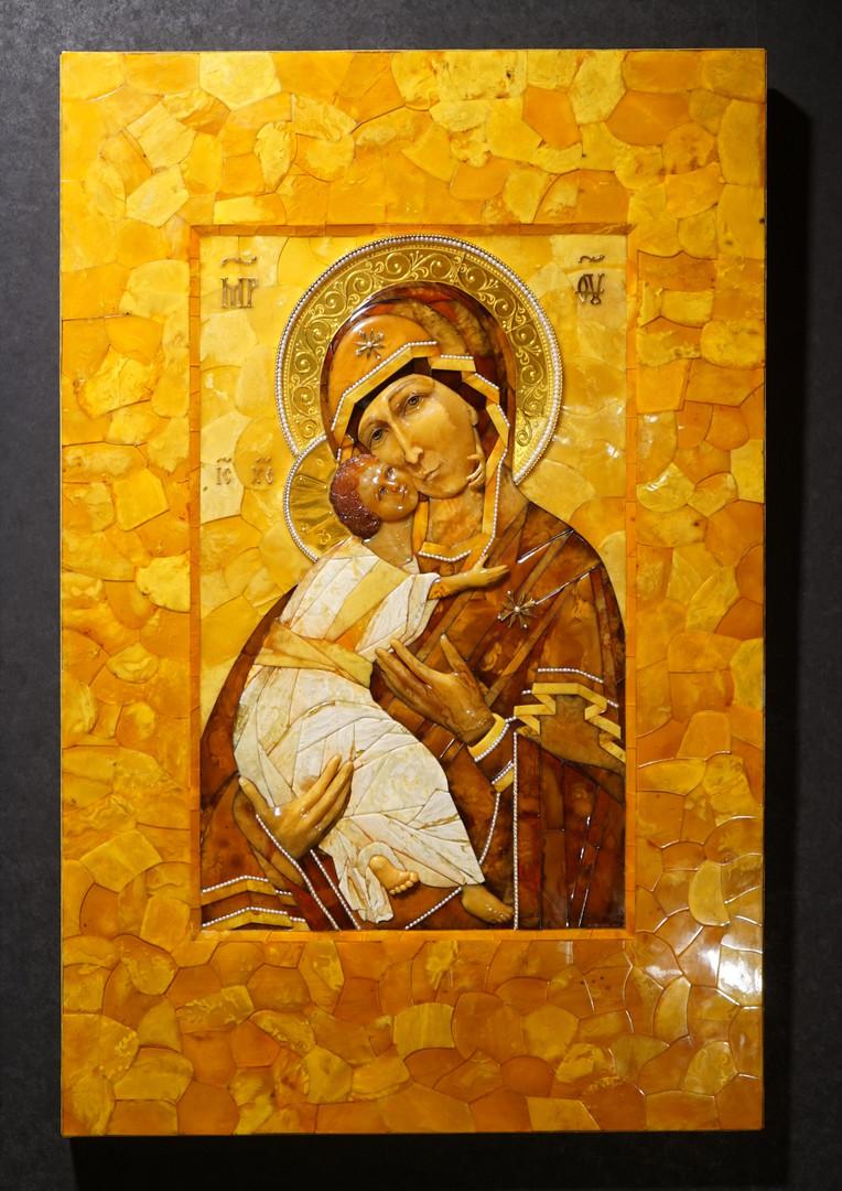 Die Gottesmutter von Wladimir