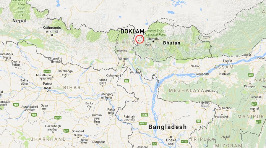 Neuer Brandherd in Fernost? China verlangt Abzug indischer Truppen aus umstrittenem Gebiet