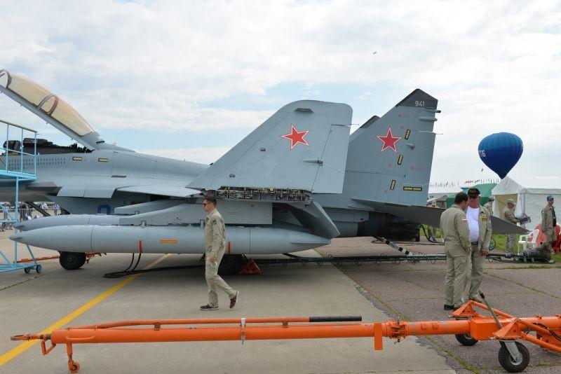 Russische Luftfahrt-Messe MAKS startete mit 650 Austellern aus 32 Ländern