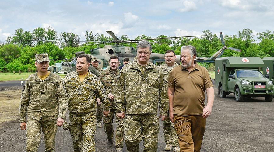Ukraine-Konflikt: USA erwägen, neue Waffen an Kiew zu schicken