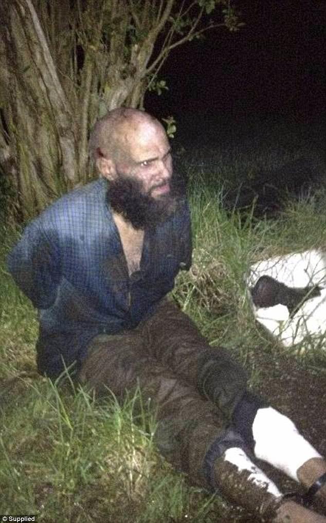 Australischer Doppelmörder versteckte sich monatelang im Zoo – lebte von Tierfutter und Zootieren