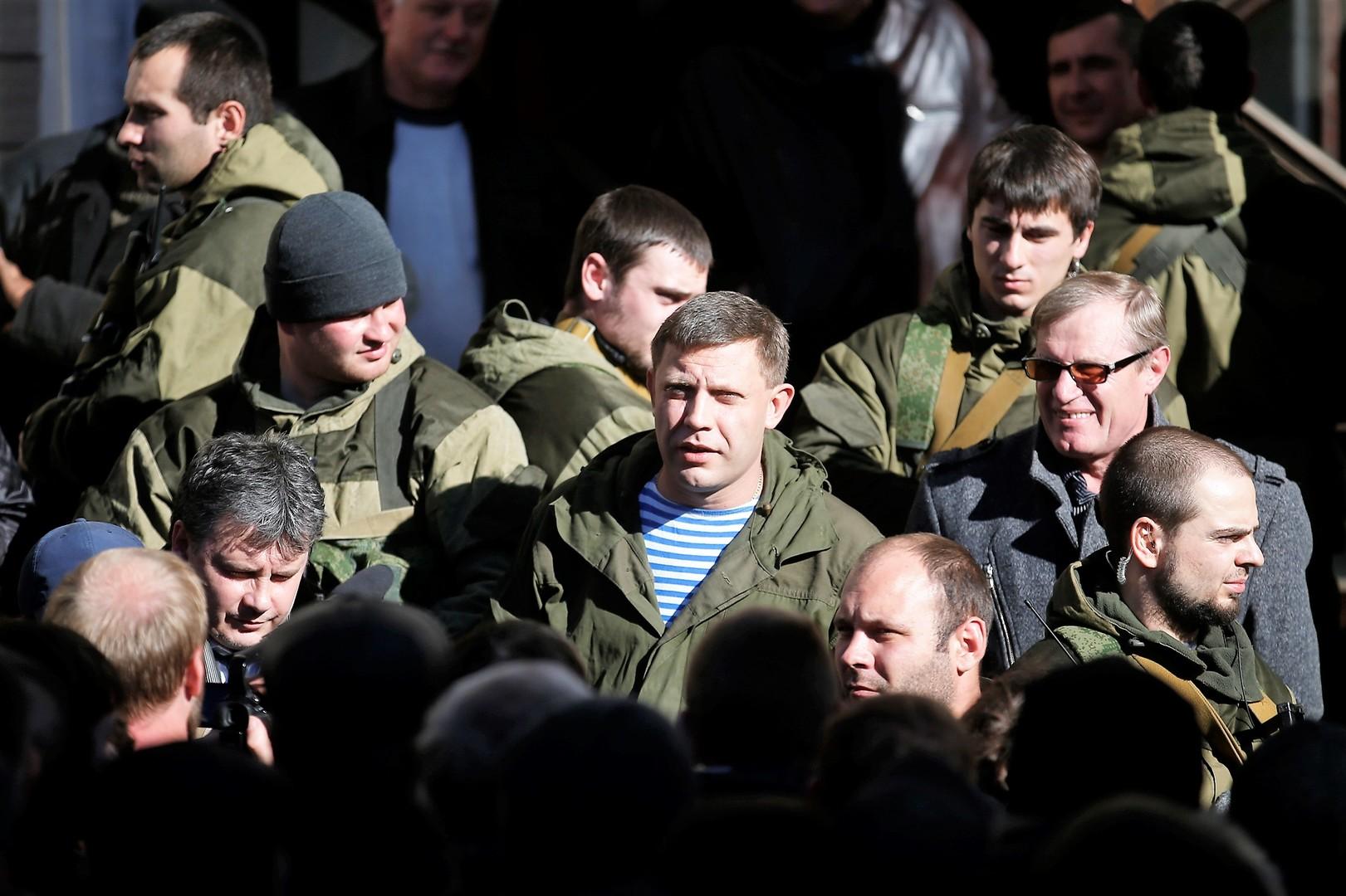 Kleinrussland: Reintegration der Ukraine durch Donezker Volksrepublik?
