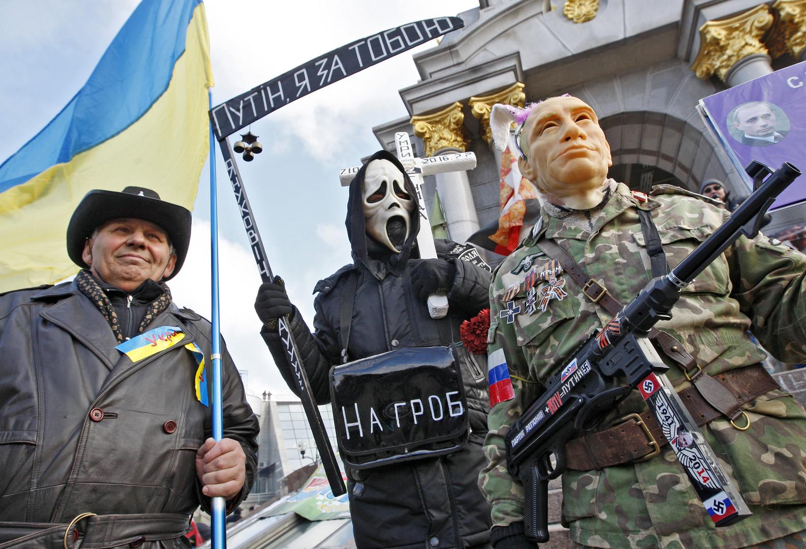 War der Maidan liberal oder nationalistisch? Eine Ex-Maidan-Aktivistin zieht Bilanz