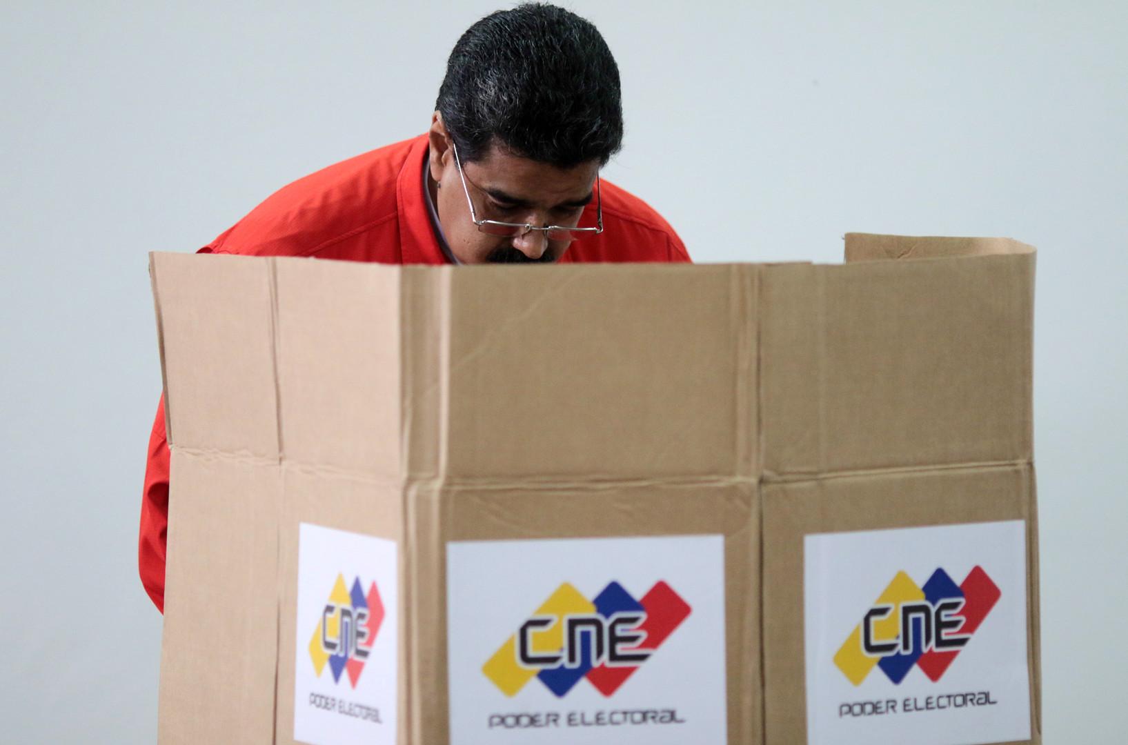 Venezuela: Über acht Millionen Bürger wählen trotz Gewalteskalation verfassungsgebende Versammlung