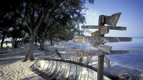 Die Kaimaninseln, ein Paradies für Steuervermeidungsprofis