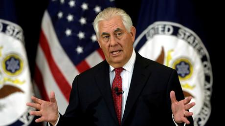 US-Außenminister Rex Tillerson unterbreitete Moskau einen Vorschlag zur Kooperation in Syrien.