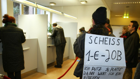 Mehr Arbeit heißt in Deutschland nicht mehr Reichtum, außerdem trägt Druck auf Erwerbslose zu Tendenz Richtung Armut trotz Arbeit bei