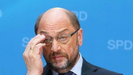 SPD-Parteivorsitzender und Kanzlerkandidat Martin Schulz (Symbolbild)