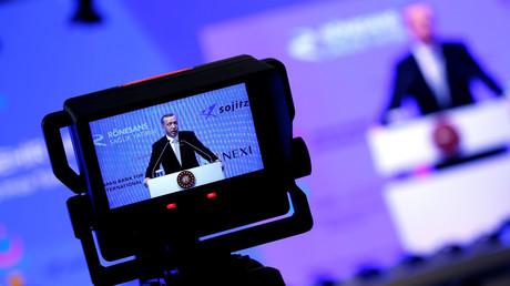 Recep Tayyip Erdoğan verbittet sich jede Einmischung Deutschlands