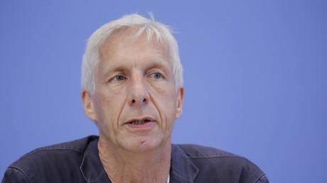 Herbert Behrens Die Linke Vorsitzender des Untersuchungsausschusses zum Abgasskandal