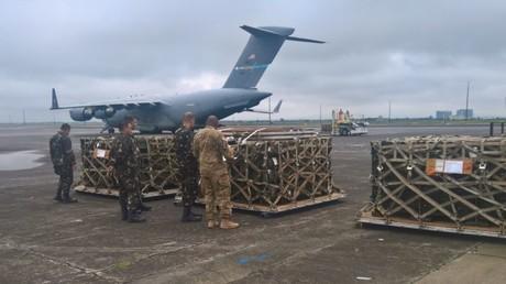 USA liefern an Philippinnen Waffen für Anti-Terror-Operation in Marawi