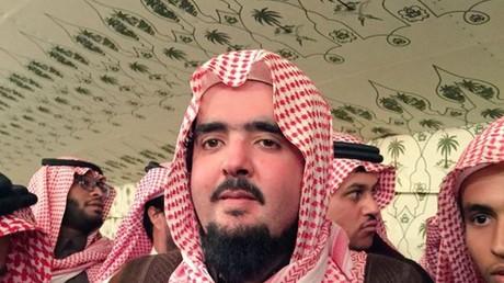 Bildquelle: Twitter von Abdulaziz bin Fahd