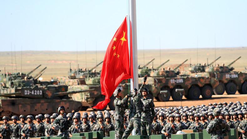 Xi Jinping: Chinas Volksbefreiungsarmee wird Souveränität des Landes gegen Invasoren verteidigen