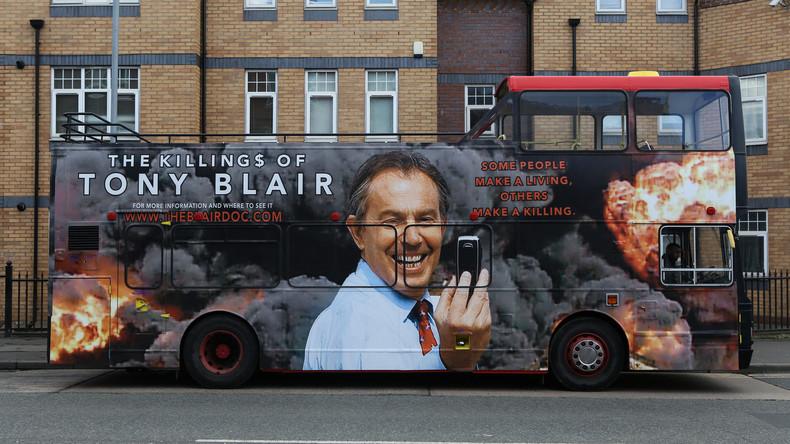 Britischer Ex-Botschafter Miles zu RT: Blair ist ein Kriegsverbrecher genau wie George W. Bush