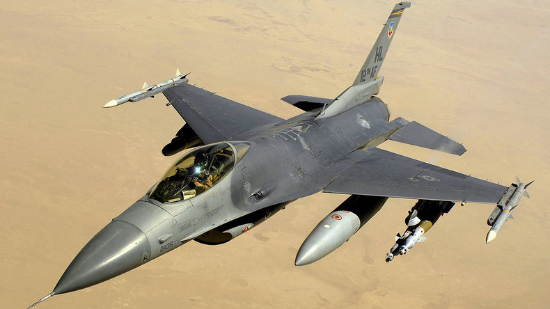 USA verlegen zwölf Jagdflugzeuge F-16 nach Südkorea