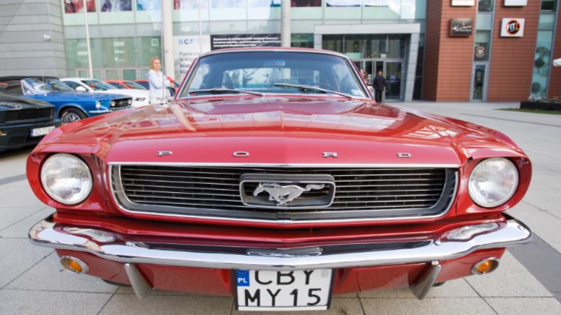 Legendäres Sportcoupé Ford Mustang nun so leise wie Geschirrspüler [VIDEO]