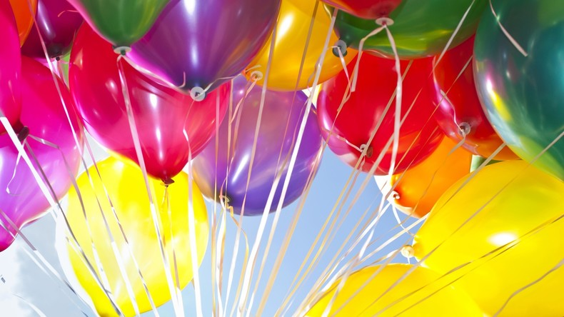 Sachsen: 70-Jährigem entfliegen geschenkte Geldluftballons – nach zwei Wochen bekommt er sie zurück