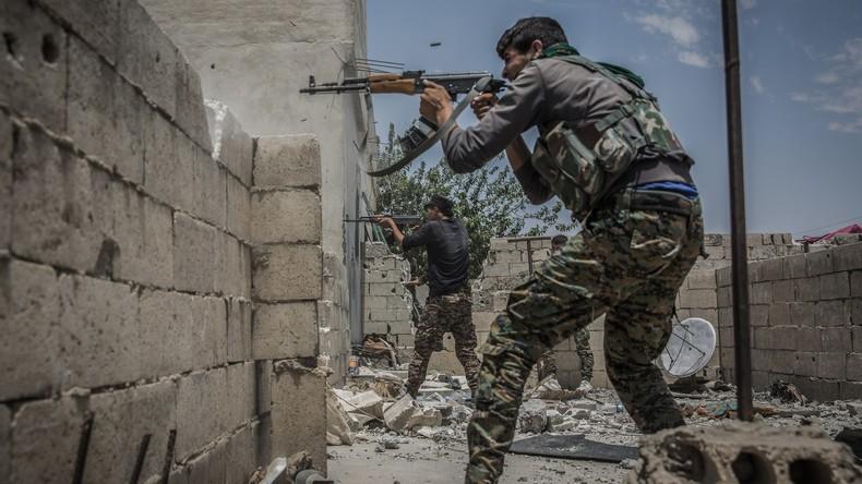 Syrien: Kurdische YPG-Miliz fasst Schweden, die für den IS gekämpft haben sollen