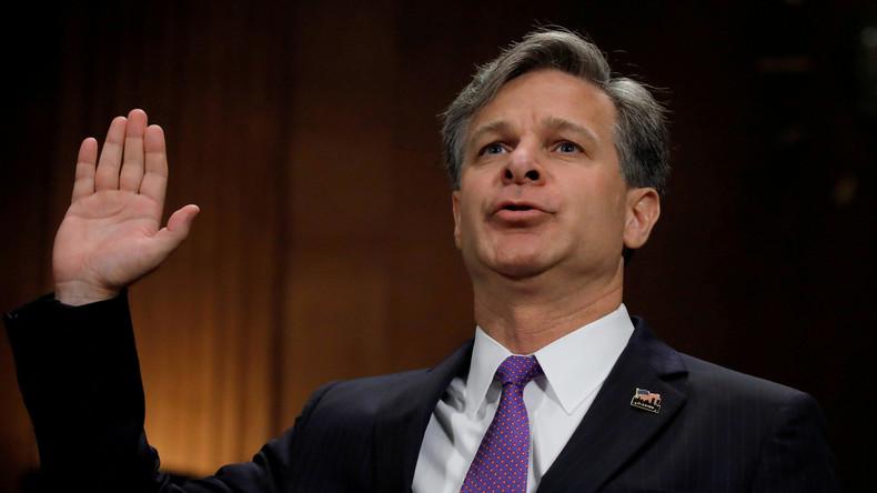 US-Senat bestätigt Trumps Kandidaten für Posten des FBI-Chefs