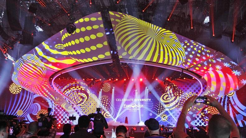 Eurovision ändert Wettbewerbsordnung wegen Handlungen der Ukraine