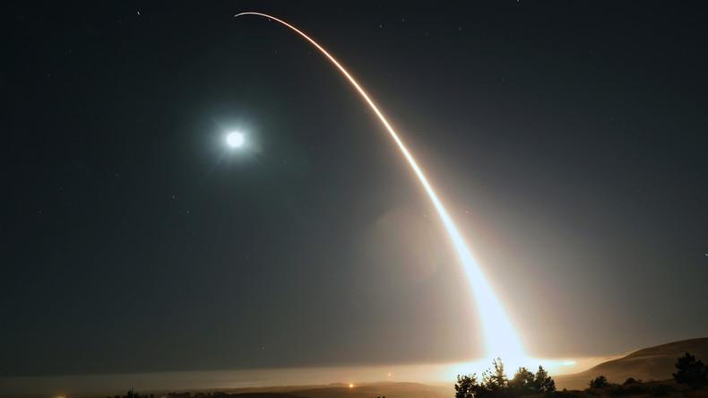USA testen Langstreckenrakete